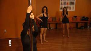 Keeping up with the Kardashians preview: Kris Jenner pole dances for embarassed Kim