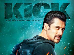Salman Khan in 'Kick'