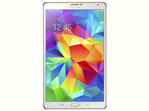 The Samsung Galaxy Tab S