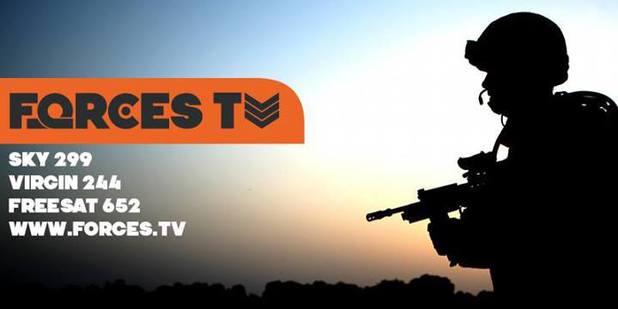 Forces TV channel information
