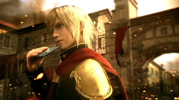 Final Fantasy Type-0 will be remastered for Xbox One, PS4