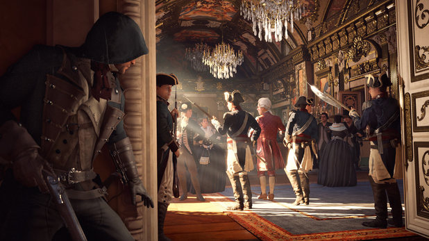 Assassin's Creed Unity is coming to Xbox One, PS4 and PC