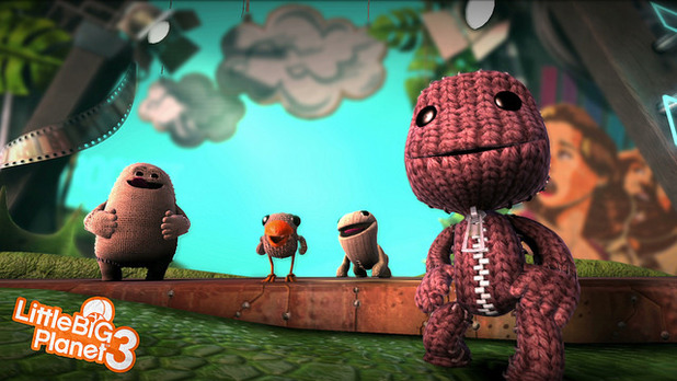 LittleBigPlanet 3 announced for PS4 this November