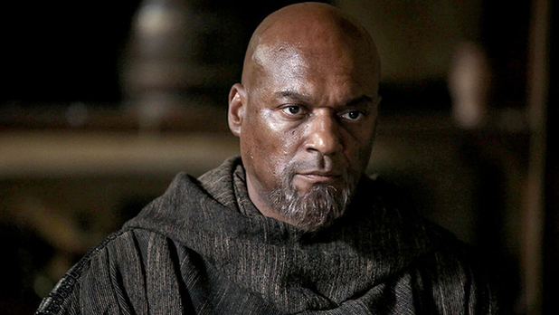 Colin Salmon as Tariq in The Musketeers