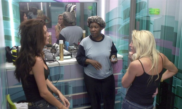 Helen, Tamara and Pauline on Big Brother