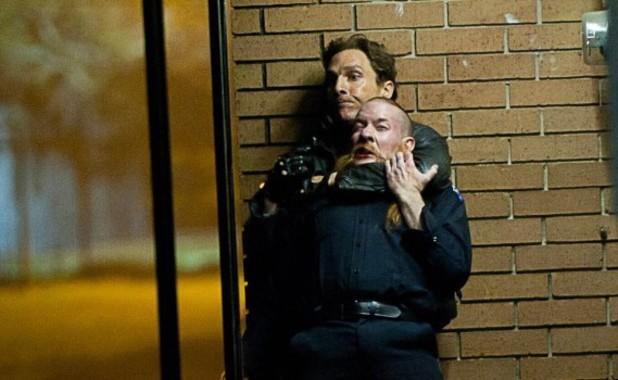 Matthew McConaughey in True Detective episode 4