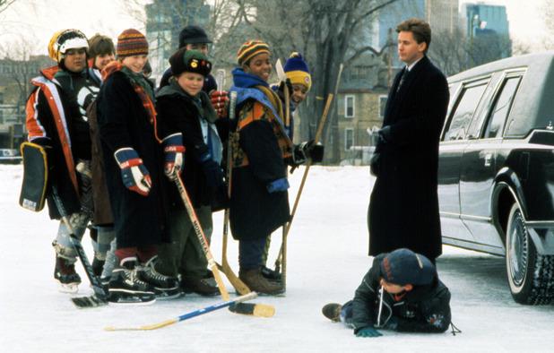Emilio Estevez in The Mighty Ducks (1992)