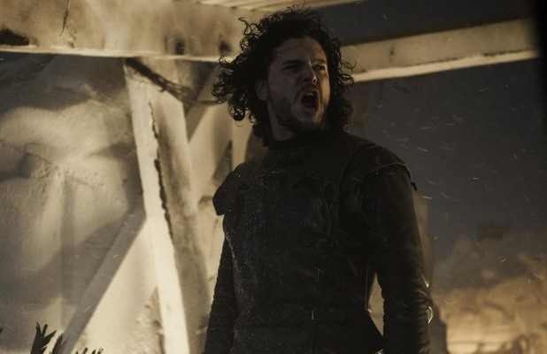 Kit Harrington as Jon Snow in Game of Thrones S04E09: The Watchers on the Wall