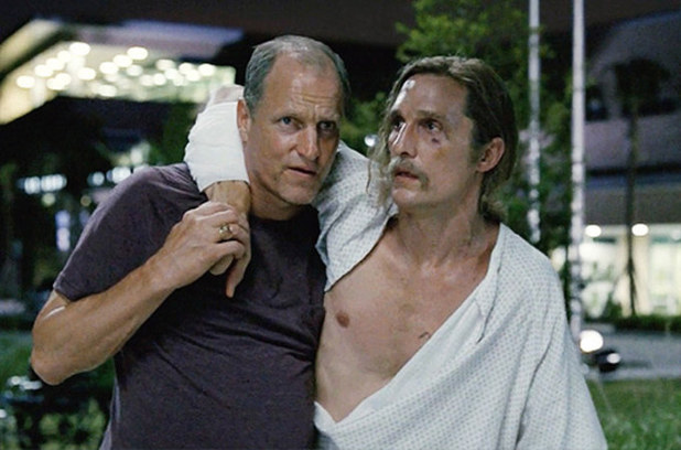 Woody Harrelson and Matthew McConaughey in True Detective episode 8