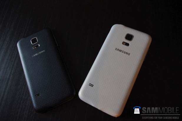 Leaked image of the Samsung Galaxy S5 Mini