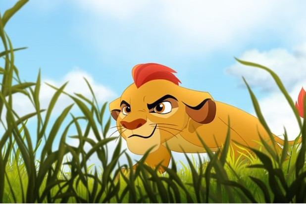 Kion from The Lion Guard