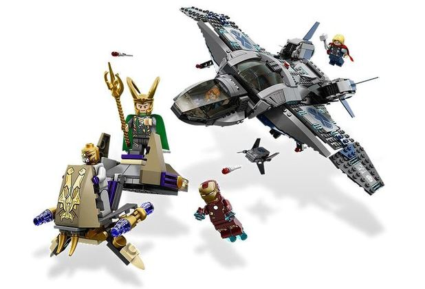 The Lego Avengers