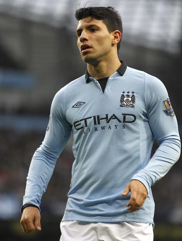 Sergio Aguero, Manchester City Soccer - Barclays Premier League - Manchester City v Liverpool - Etihad Stadium