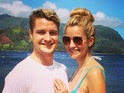 The Olympic ice dancer reveals his engagement to girlfriend Tanith Belbin.