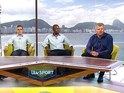 Did Adrian Chiles manage to bring the samba spirit to British viewers?