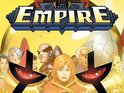 Writer talks the return of Empire and the effects of the comiXology purchase.