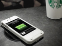 Coffee chain enters a deal with Duracell to trial wireless charging at US sites.