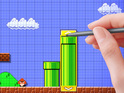 Build the Mario level of your dreams with Wii U's impressive level editor.