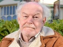 Timothy West will bow out at the end of his contract.