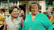 Mrs Brown's Boys D'Movie clip | Low Fat Apples