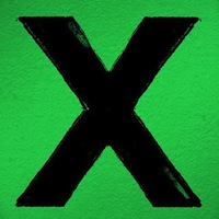 Ed Sheeran x album artwork.