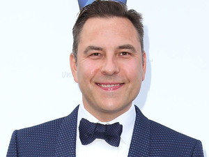 David Walliams at The London Collections: Men