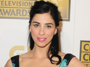 Sarah Silverman arrives at the 4th Annual Critics' Choice Television Awards