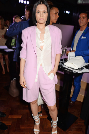 LONDON, ENGLAND - JUNE 15: Jessie J attends the Esquire & DKNY MEN official opening night party for London Collections: Men at one Embankment on June 15, 2014 in London, England. (Photo by David M. Benett/Getty Images for DKNY)