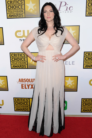 BEVERLY HILLS, CA - JUNE 19: Actress Laura Prepon arrives at the 4th Annual Critics' Choice Television Awards at The Beverly Hilton Hotel on June 19, 2014 in Beverly Hills, California. (Photo by Allen Berezovsky/WireImage)