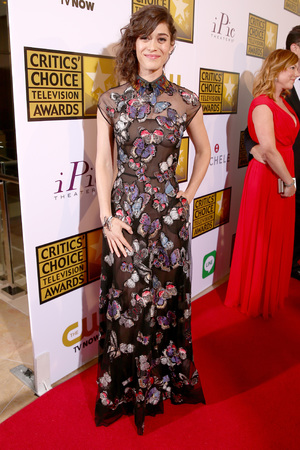 BEVERLY HILLS, CA - JUNE 19: Actress Lizzy Caplan attends the 4th Annual Critics' Choice Television Awards at The Beverly Hilton Hotel on June 19, 2014 in Beverly Hills, California. (Photo by Christopher Polk/Getty Images for Critics' Choice Television Awards)