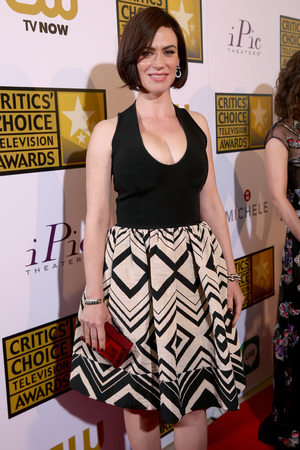 BEVERLY HILLS, CA - JUNE 19: Actress Maggie Siff attends the 4th Annual Critics' Choice Television Awards at The Beverly Hilton Hotel on June 19, 2014 in Beverly Hills, California. (Photo by Christopher Polk/Getty Images for Critics' Choice Television Awards)