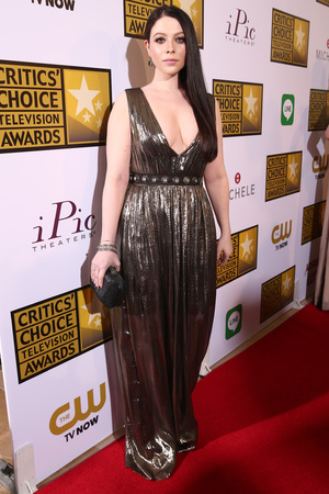 BEVERLY HILLS, CA - JUNE 19: Actress Michelle Trachtenberg attends the 4th Annual Critics' Choice Television Awards at The Beverly Hilton Hotel on June 19, 2014 in Beverly Hills, California. (Photo by Christopher Polk/Getty Images for Critics' Choice Television Awards)