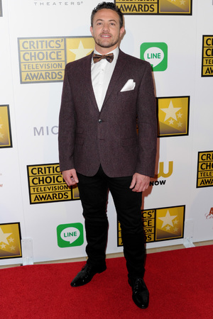 BEVERLY HILLS, CA - JUNE 19: Actor Warren Brown arrives at the 4th Annual Critics' Choice Television Awards at The Beverly Hilton Hotel on June 19, 2014 in Beverly Hills, California. (Photo by Allen Berezovsky/WireImage)