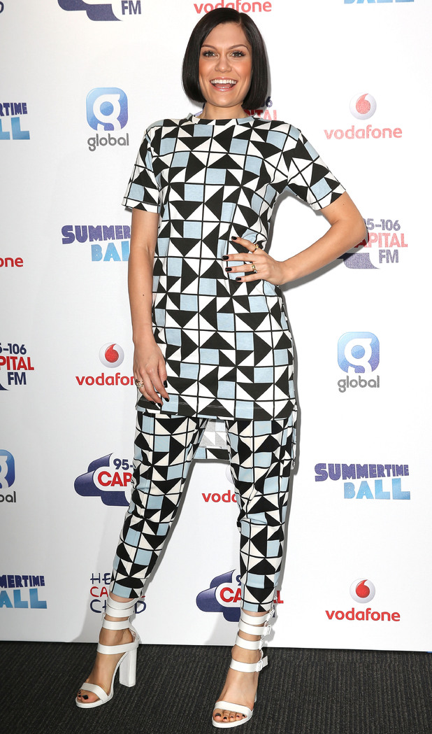 Capital FM Summertime Ball 2014: Jessie J