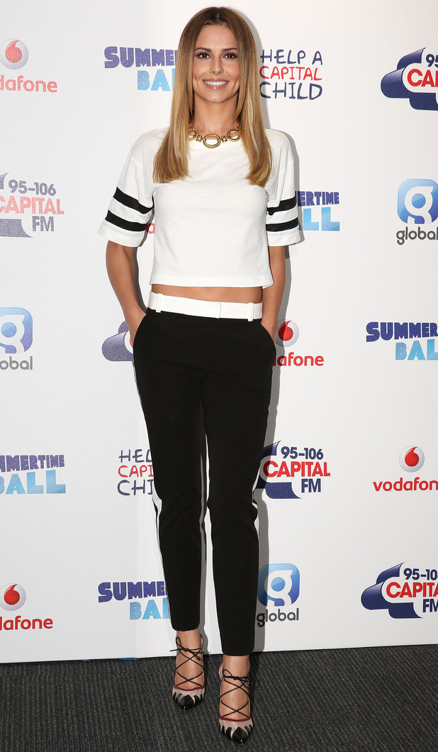 Capital FM Summertime Ball 2014: Cheryl Cole