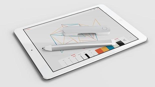 Adobe's Ink & Slide accessories
