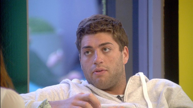 Steven Goode on Big Brother