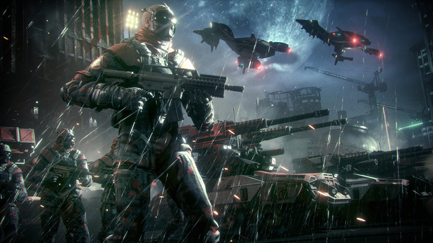 Batman Arkham Knight sees the Dark Knight return to next-gen consoles and PC
