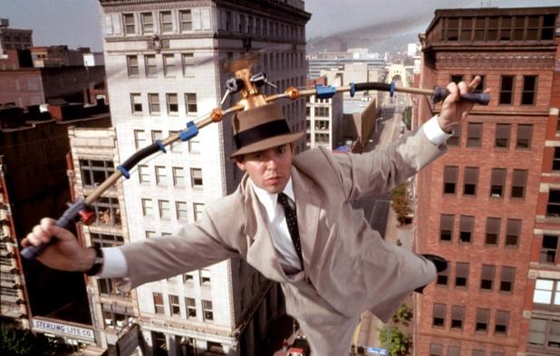 Matthew Broderick in Inspector Gadget (1999)