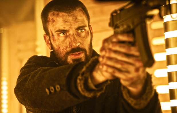 Chris Evans in Snowpiercer (2013)