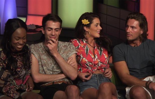 Big Brother, Day 17, Toya, Matt, Helen and Ash