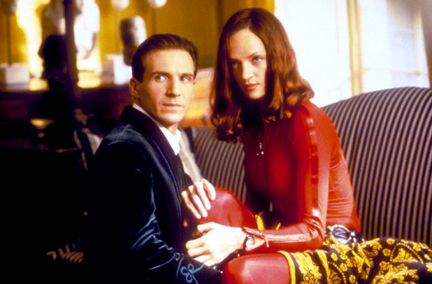 Ralph Fiennes & Uma Thurman in The Avengers (1998)