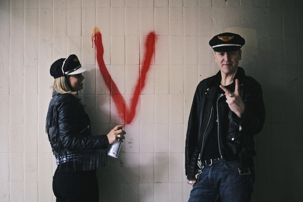 The Vaselines: Eugene Kelly and Frances McKee