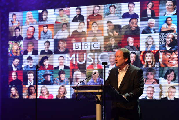 Bob Shennan at the BBC Music press launch