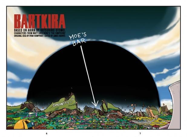 Bartkira volume one