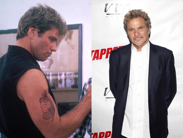 The cast of Karate Kid then and now: Martin Kove