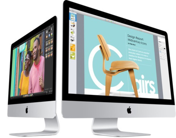 Apple's new entry-level iMac is available now
