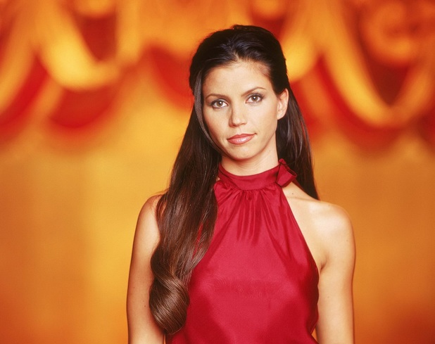 Charisma Carpenter as Cordelia in Buffy the Vampire Slayer