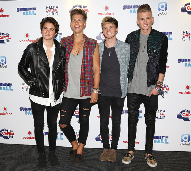 Capital FM Summertime Ball 2014: The Vamps