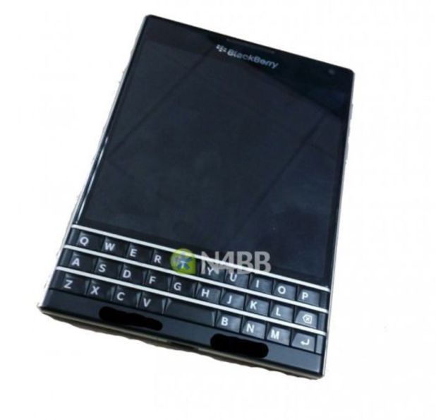 BlackBerry's so-called Passport smartphone